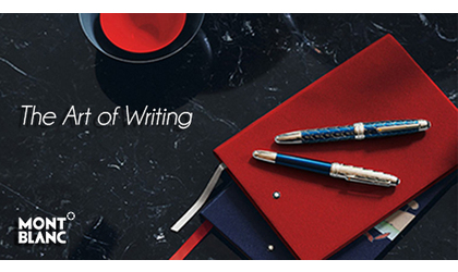 Montblanc : The Art of Writing