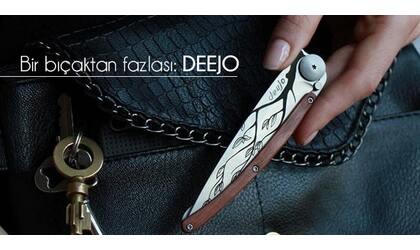 Bir bıçaktan fazlası: DEEJO